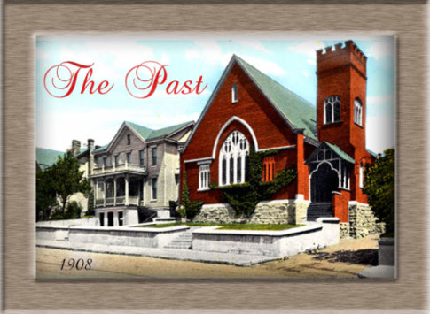 First English Baptist Church 1908